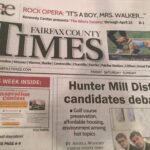 Fairfax County Times Newspaper
